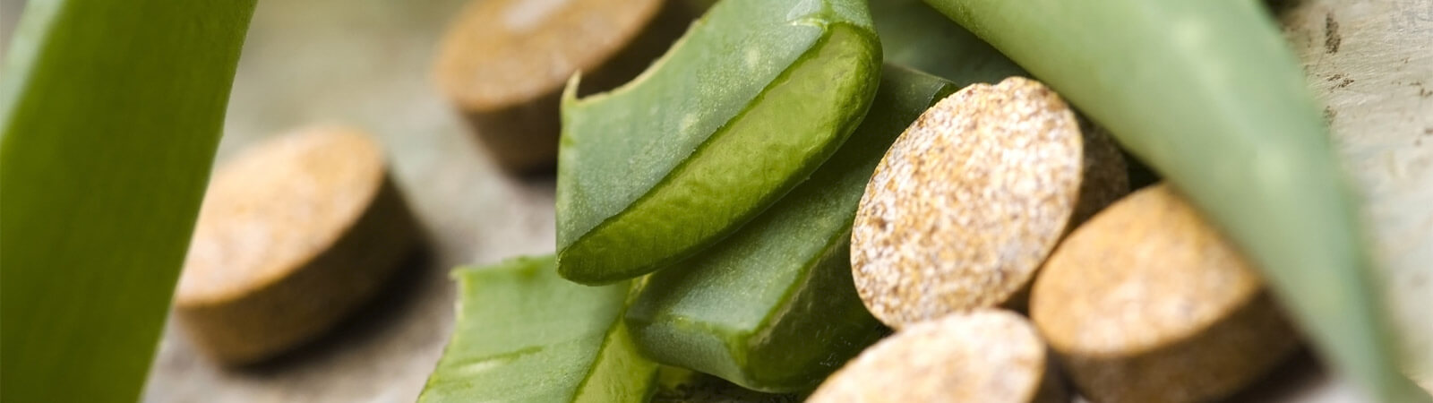 Nutritional Aloe Supplements